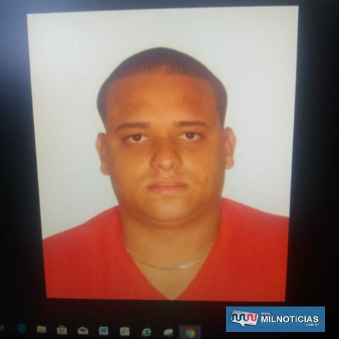 Cristiano Pavarino da Silva, de 29 anos, teve sua prisão preventiva decretada pela justiça. Foto: DIVULGAÇÃO