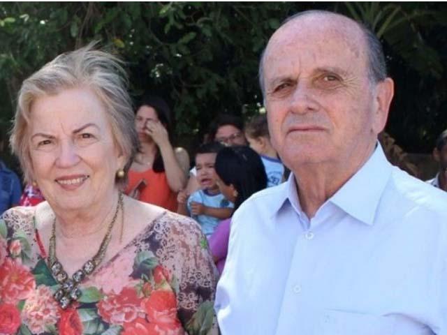 A ex-prefeita, Regina Mustafa, e o vice, José Antonio Rodrigues perderam os mandatos em abril deste ano. Foto: DIVULGAÇÃO
