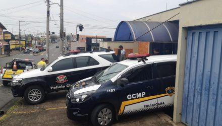 Polícia Civil realiza reconstituição de assassinato de jovem de 16 em Piracicaba — Foto: Edijan Del Santo/EPTV.