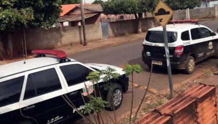 Prisão do mecânico aconteceu depois que a Polícia Civil realizou cumprimento de Mandado de Busca e Apreensão. Foto: POLÍCIA CIVIL/Divulgação