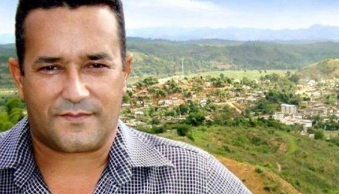 Helio Pinto foi morto a tiros por vereador da cidade - Reprodução