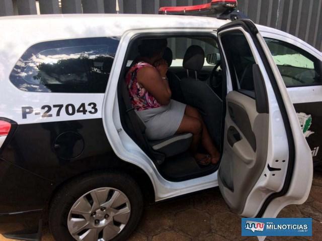 Mulher foi recolhida à Penitenciária de Tupi Paulista Foto: DIVULGAÇÃO