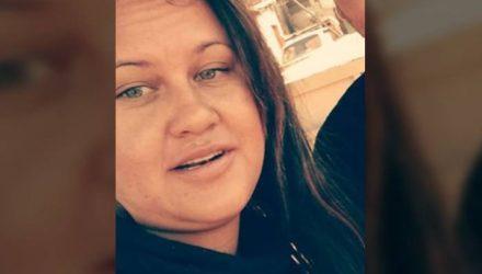Angélica Mendes Teodoro, de 27 anos, foi atingida por três tiros, e morreu a caminho do hospital. Foto: Facebook/Reprodução