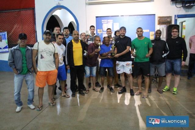 Time do WWM, vice campeão. Foto: MANOEL MESSIAS/Agência