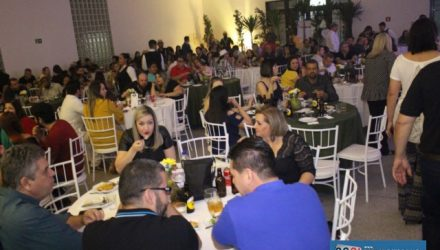 4ª Festa Comida de Boteco, promovida no último dia 17 pela loja Maçônica Cavalheiros de Andradina, no Sírius Eventos