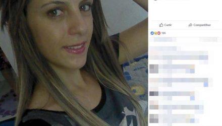 Paola Bulgarelli foi estuprada e morta por homem que confessou o crime em Araçatuba (SP). — Foto: Reprodução/Facebook/Paola Bulgarelli.