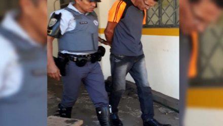 Motorista foi indiciado por tráfico de entorpecente, permanecendo á disposição da justiça. Foto: MANOEL MESSIAS/Agência
