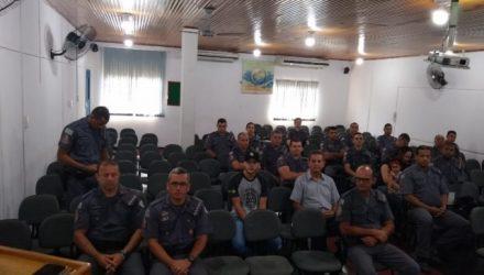 Solenidade de Valorização Profissional aconteceu na última sexta-feira, 13. Fotos: DIVULGAÇÃO/PM