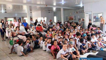 Projeto teve como base os conteúdos trabalhados em sala de aula. Foto: Secom/Prefeitura