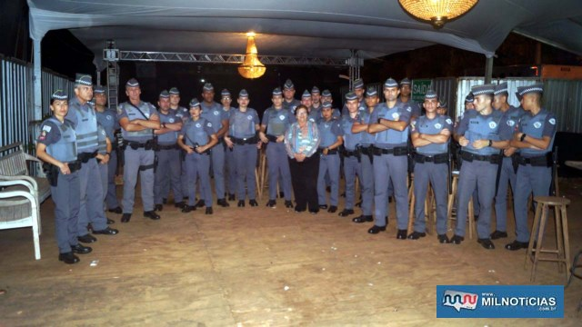 Atividade Delegada foi aprovada em Castilho. Foto: Assessoria de Comunicação