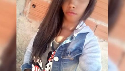 Jovem de 20 anos foi morta degolada com uma faca em Bauru — Foto: Facebook/ reprodução
