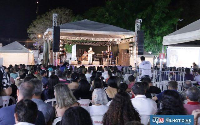 Festival acontece nos dias 13 e 14 de setembro na Praça Moura Andrade. Foto: Secom/Prefeitura