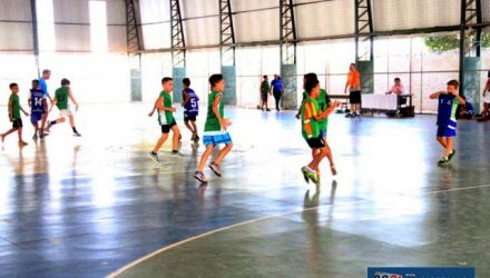 Evento é uma parceria das Secretarias de Educação e de Esporte. Foto: Secom/Prefeitura