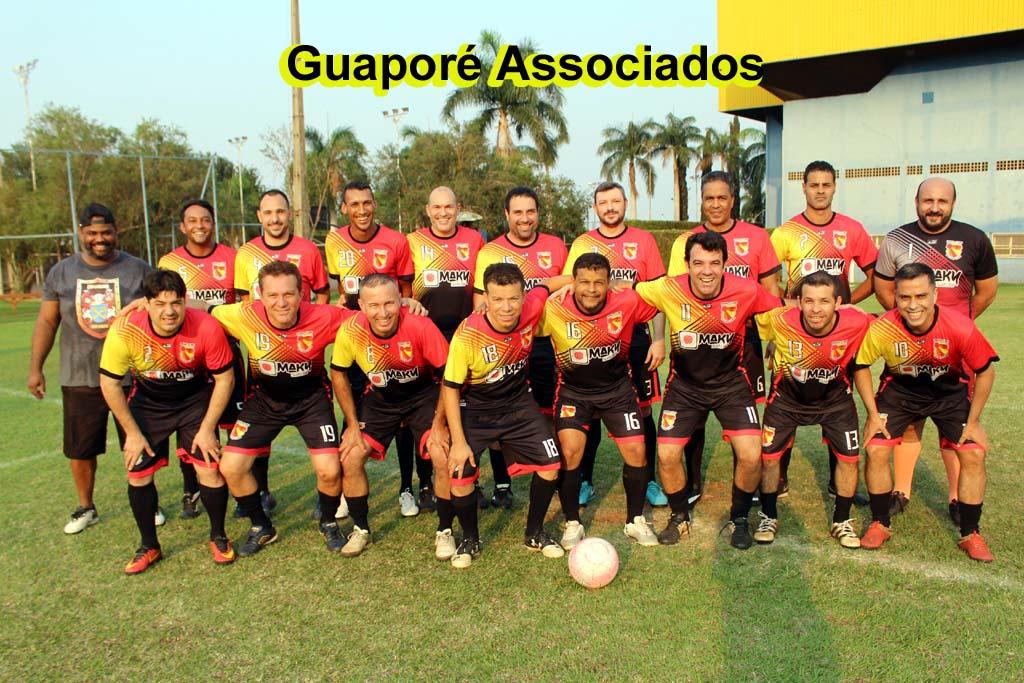 Guaporé Associados joga domingo, contra a Funsep. Foto: MANOEL MESSIAS/Agência