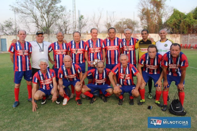 Combinado Guaraçaí/Murutinga do Sul foi o vice campeão da competição. Foto: MANOEL MESSIAS/Agência
