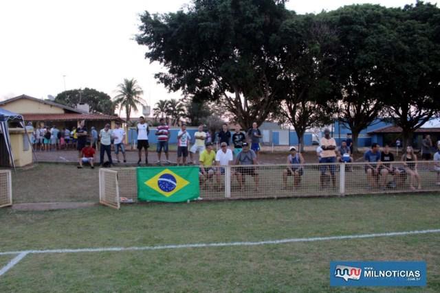Bom publico compareceu na final da competição. Foto: MANOEL MESSIAS/Agência