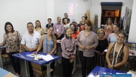 Iniciativa é uma parceria da Secretaria de Desenvolvimento Econômico, Emprego e Renda do Governo de Andradina com o Senai/Araçatuba. Foto: Secom/Prefeitura