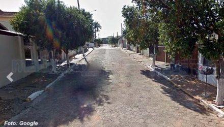 Rua onde esta localizada a casa em que aconteceu o caso absurdo. Foto: Google