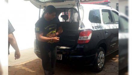 Mecânico foi indiciado por tentativa de homicídio contra sua atual companheira. Foto: MANOEL MESSIAS/Agência