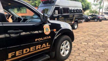 PF deflagra operação contra desvio de verba do Fies em Fernandópolis — Foto: Polícia Federal/Divulgação
