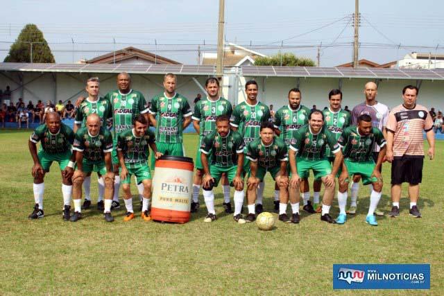 Equipe do Guarani F. C.. Foto: MANOEL MESSIAS/Mil Noticias