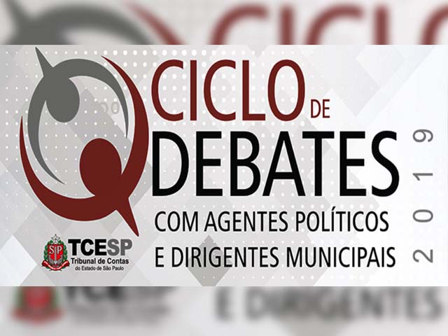 Ciclo de Debates do TCE acontece nesta quinta na Câmara Municipal