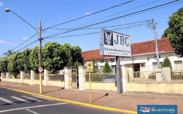 Eleição acontece das 9h às 17h na escola JBC (João Brembatti Calvoso). Foto: Secom/Prefeitura