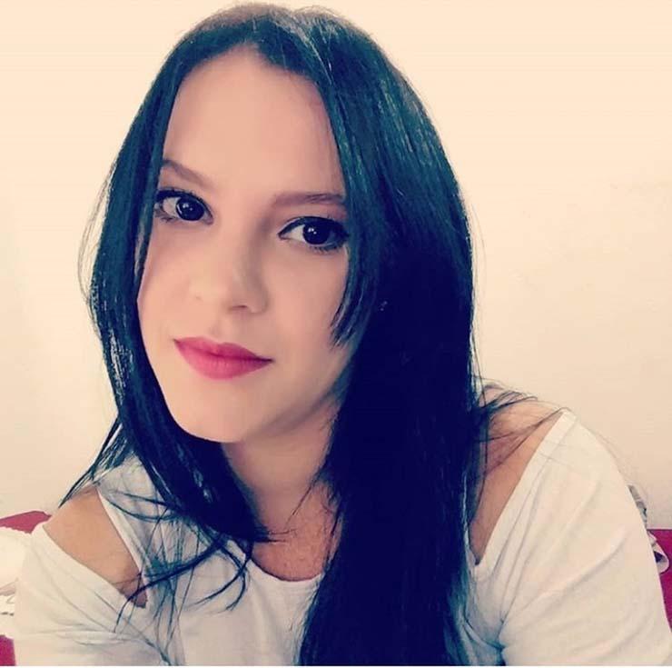 Camila foi morta na terça-feira (1) — Foto: Reprodução/arquivo pessoal.