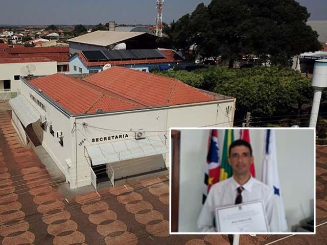 Marciano Rodrigues da Silva (detalhe), é acusado de assédio sexual. Foto: Regiaonoroeste.com