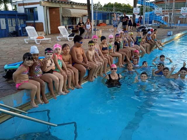 Estão confirmados mais de 200 nadadores de Andradina e região. Foto: APAN/Divulgação