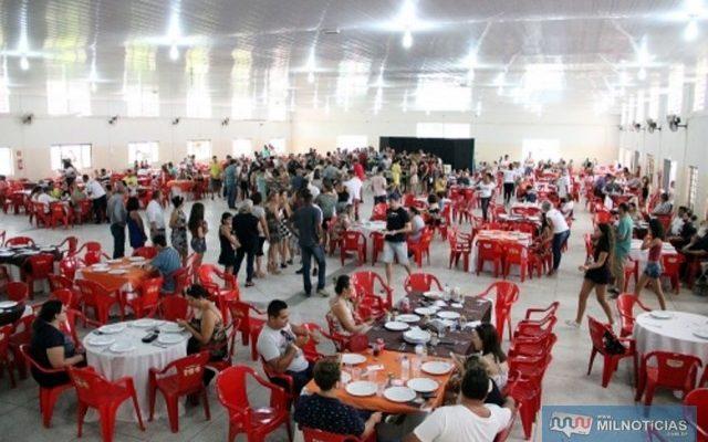 """""""Almoço Solidário em Prol ao Natal Feliz 2019"""" acontece no próximo domingo, dia 24. Foto: Secom/Prefeitura"""