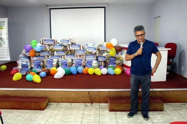 Jair Cardoso, tesoureiro da Camenor