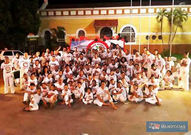 A capoeira é hoje um dos maiores veículos de transformação social. Foto: Secom/Prefeitura