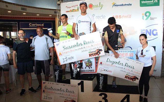 Viralcool Energy Run movimentou o fim de semana esportivo. Foto: Secom/Prefeitura
