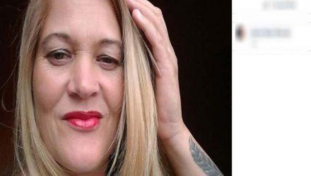 Genezia Souza foi morta a facadas em Mogi Mirim — Foto: Reprodução/EPTV.