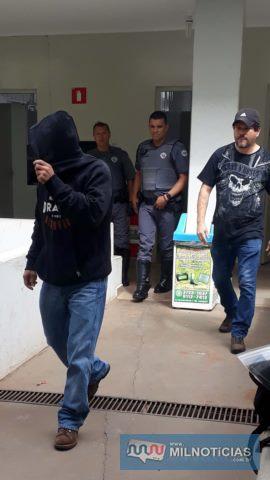 O policial civil Aluani Elísio Petinelli, 54 anos, liderava o grupo que estava com o caminhão e a droga. Foto: MANOEL MESSIAS/Agência