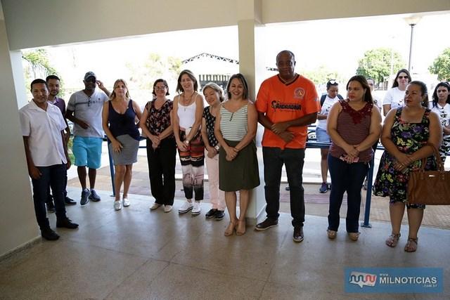 Andradina tem o VII Torneio de Xadrez das Escolas Municipais do Ensino Fundamental. Foto: Secom/Prefeitura