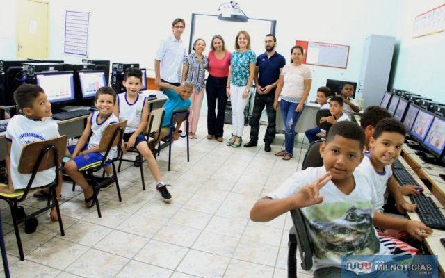 Cerca de 2.900 alunos serão beneficiados com investimento de mais de R$ 500 mil. Foto: Secom/Prefeitura