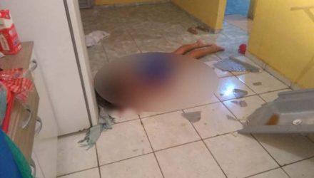 Daiany Tatsch Gorget Duarte foi assassinada com um tiro na cabeça — Foto: Polícia Militar/Divulgação.