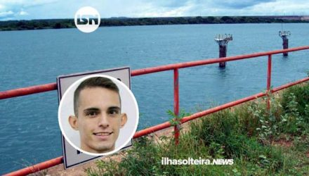 Renato Gonçalves Miranda, de 22 anos, estava no 'paredão', quando pulou e morreu afogado. (Fotos: Rodrigo Mariano)