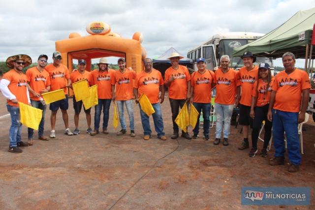 Município recebeu edição da Final da Copa Noroeste Paulista de Motocross. Fotos: MANOEL MESSIAS/Mil Noticias