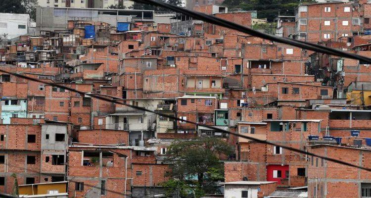 Favela de Paraisópolis é a segunda maior comunidade de São Paulo. Foto: Estadão