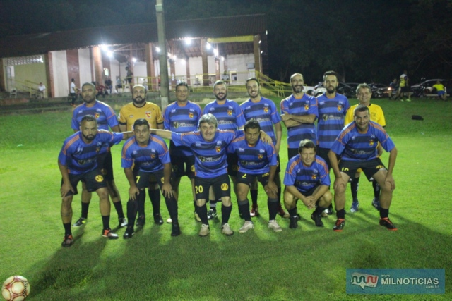 No total, torneio contou com a participação de 4 equipes. Fotos: MANOEL MESSIAS/Agência