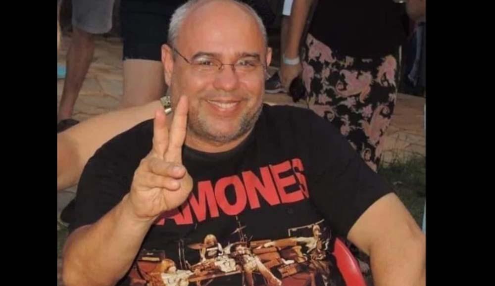 Advogado Ronaldo César Capelari, de 53 anos, foi encontrado esquartejado. Foto: DIVULGAÇÃO