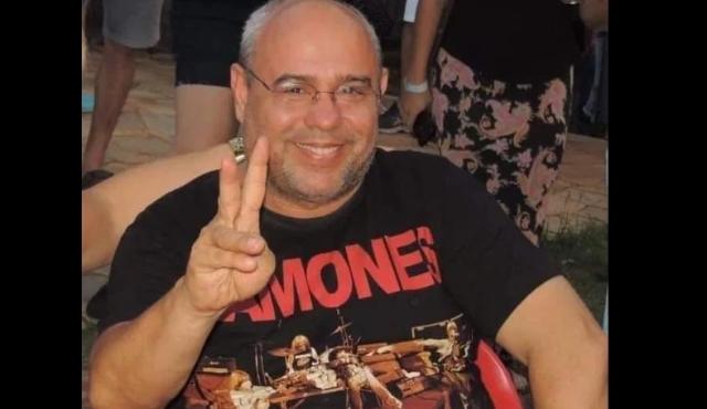 O corpo do advogado Ronaldo César Capelari, de 53 anos, foi encontrado no bairro Água Branca, em Araçatuba (SP). Foto: Reprodução