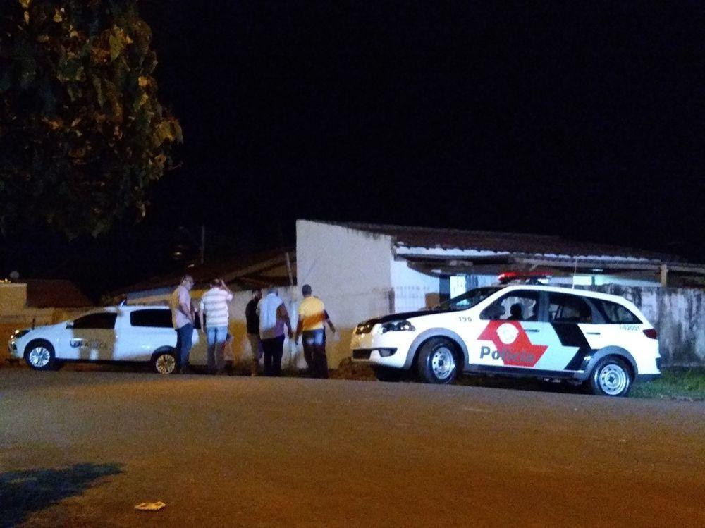 Corpo do advogado foi encontrado em uma edicula, no bairro Àgua Branca, em Araçatuba. Foto: Hoje+Aracatuba