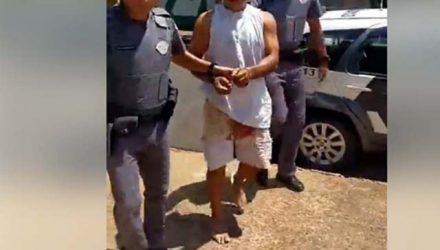 O mecânico Paulo Alves da Silva, de 48 anos, acusado do atropelamento com mortes. Foto: MANOEL MESSIAS/Mil Noticias