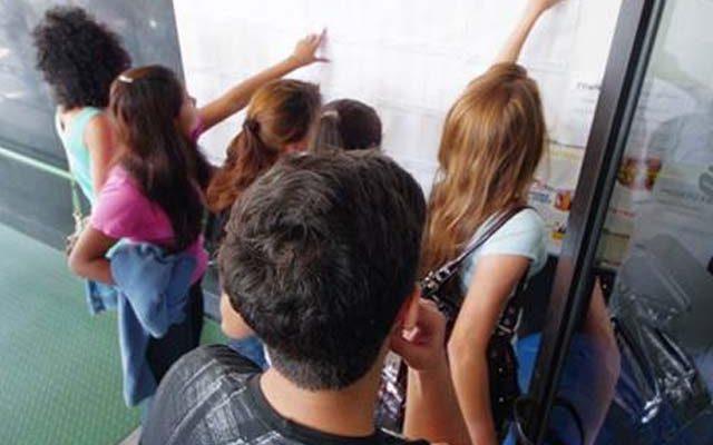 Etecs divulgam primeira lista de convocação do Vestibulinho. Foto: Gastão Guedes