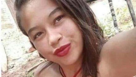 Corpo de adolescente foi encontrado com as mãos e pés amarrados enterrado em uma lavanderia, em Chapadão do Sul (MS). — Foto: Facebook/Reprodução.