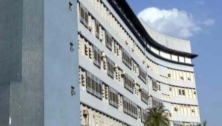 Menino está internado na Santa Casa de Araçatuba — Foto: Reprodução/TV TEM